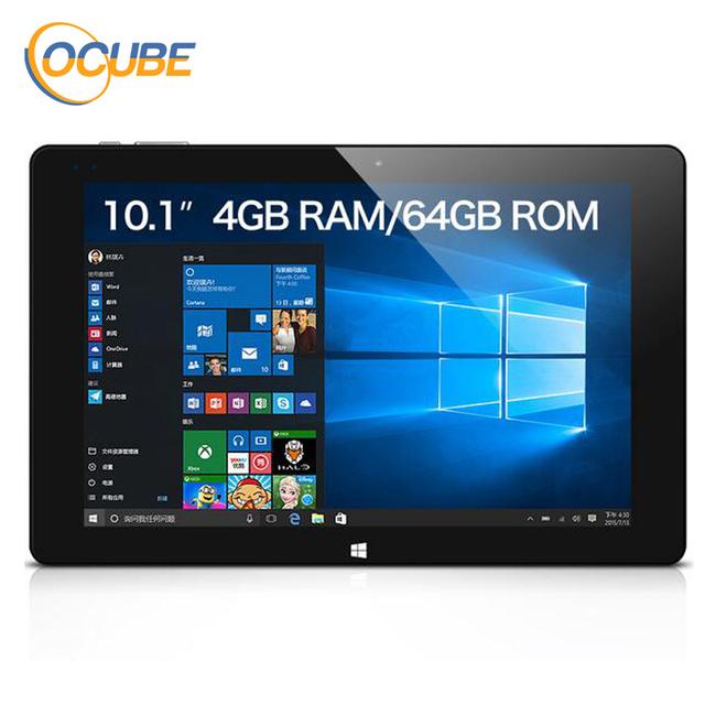 Куб iwork10 окончательный планшет PC 10.1 дюймов IPS 1920 * 1200 Windows10 Intel атом x5 Z8300 четырехъядерных процессоров 4 ГБ + 64 ГБ микро-hdmi wi-fi Bluetooth