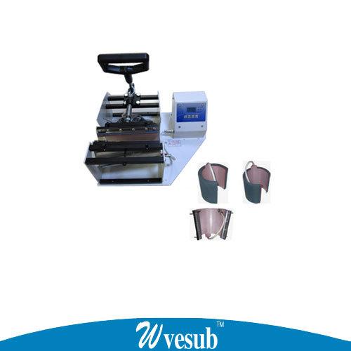 Multifunctional Mug Heat Transfer Press Machine Sublimation Machine For Mug and Cup(China (Mainland))