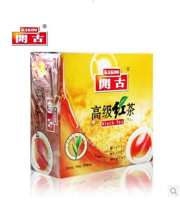 Free shipping Black tea advanced bags tea commercial tea bags 220g 100 bags us$12.9(China (Mainland))