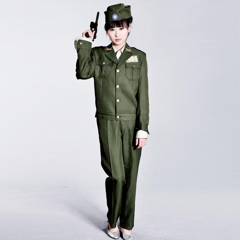 Online Get Cheap Female Military Uniforms -Aliexpress.com ...