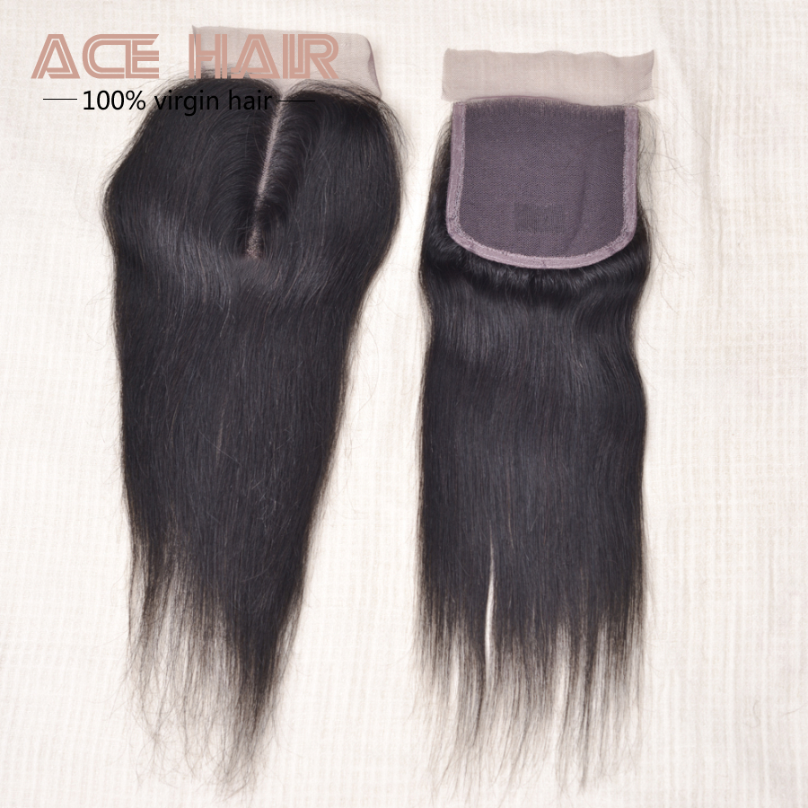 Peruvian Virgin Hair With Closure Peruvian Virgin Hair Straight 1pcs,Peruvian Hair With Closure Peruvian Straight Virgin Hair