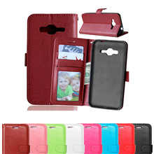 Buy Newest galaxy samsung j3 Case Fashion Flip Leather Cover Case samsung galaxy j3 phone case card holder stand cover for $3.68 in AliExpress store