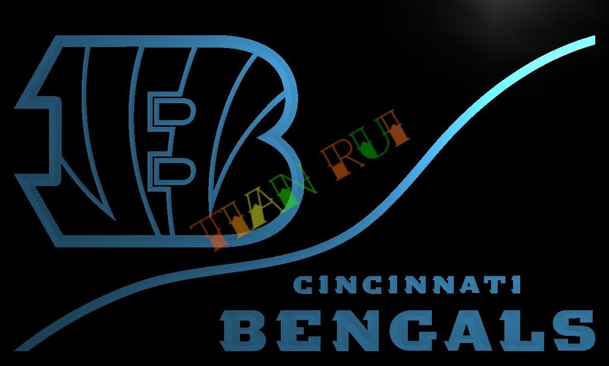 Http Www Aliexpress Com Item Ld504 Cincinnati Bengals Led Neon Light Sign Home Decor Crafts 32360691258 Html