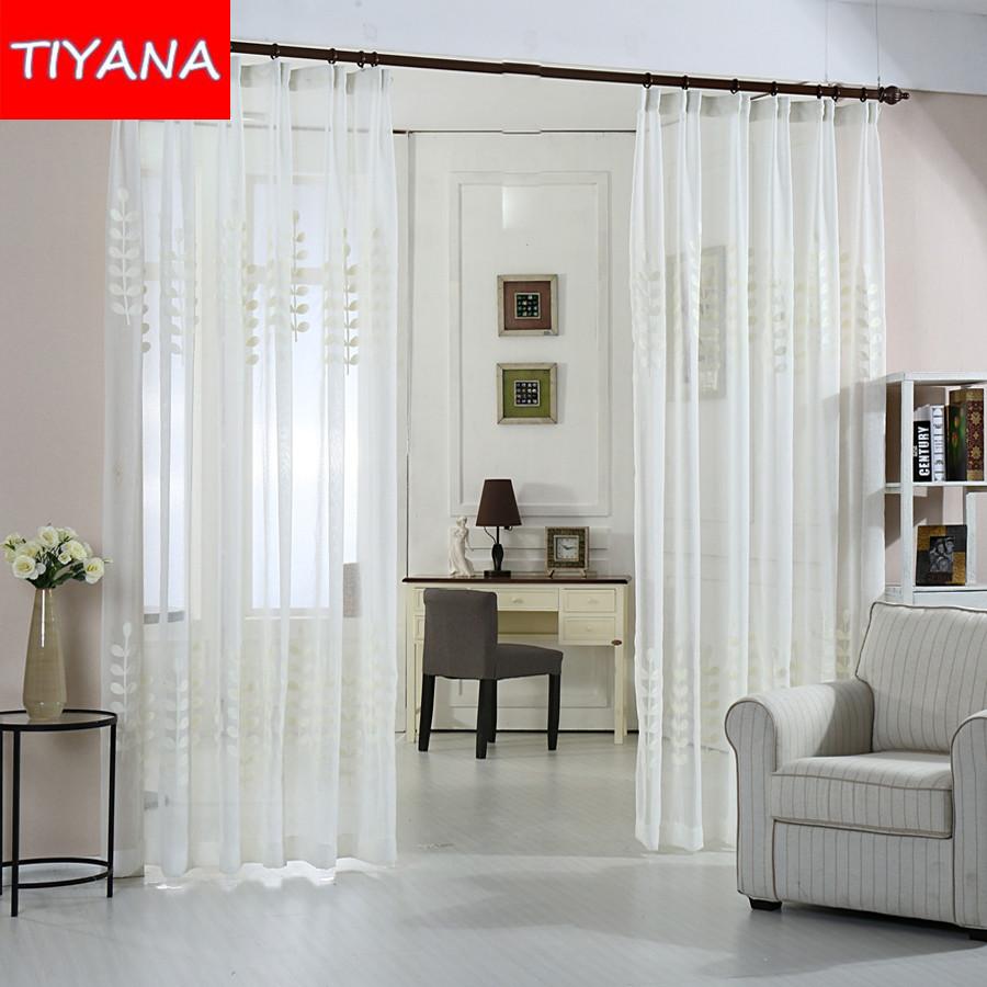 Blanc coton rideaux promotion achetez des blanc coton for Fenetre 80x90