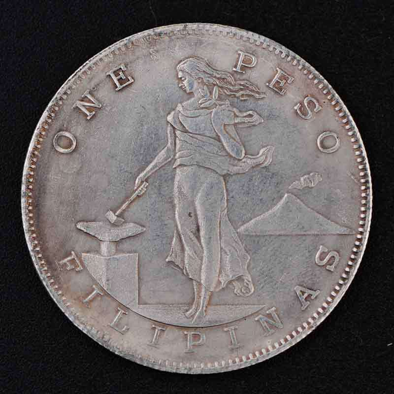 Old Coins Silver Dollar 86