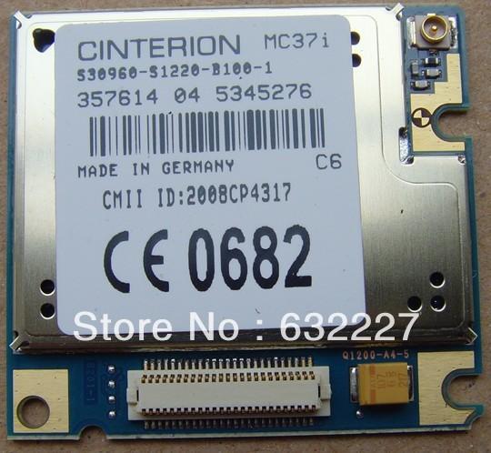 The new Siemens GSM GPRS MC37i module old version(China (Mainland))