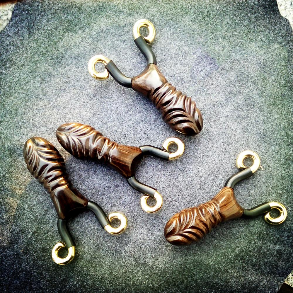 Фотография Powerful Sling Shot Slingshot Bow Catapult Outdoor Hunting Slingshot
