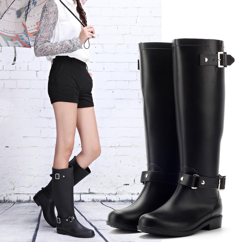 Popular Rain Boots Women Hunter-Buy Cheap Rain Boots Women Hunter ...