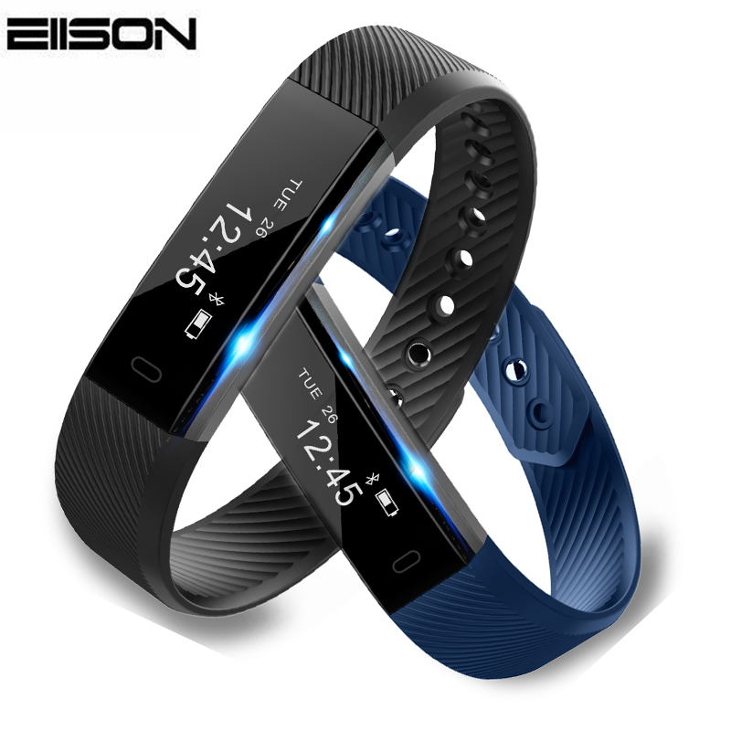 ID115 Smart Bracelet Fitness Tracker Step Counter Activity Monitor Band Alarm Clock Vibration Wristband for iphone Android phone(China (Mainland))