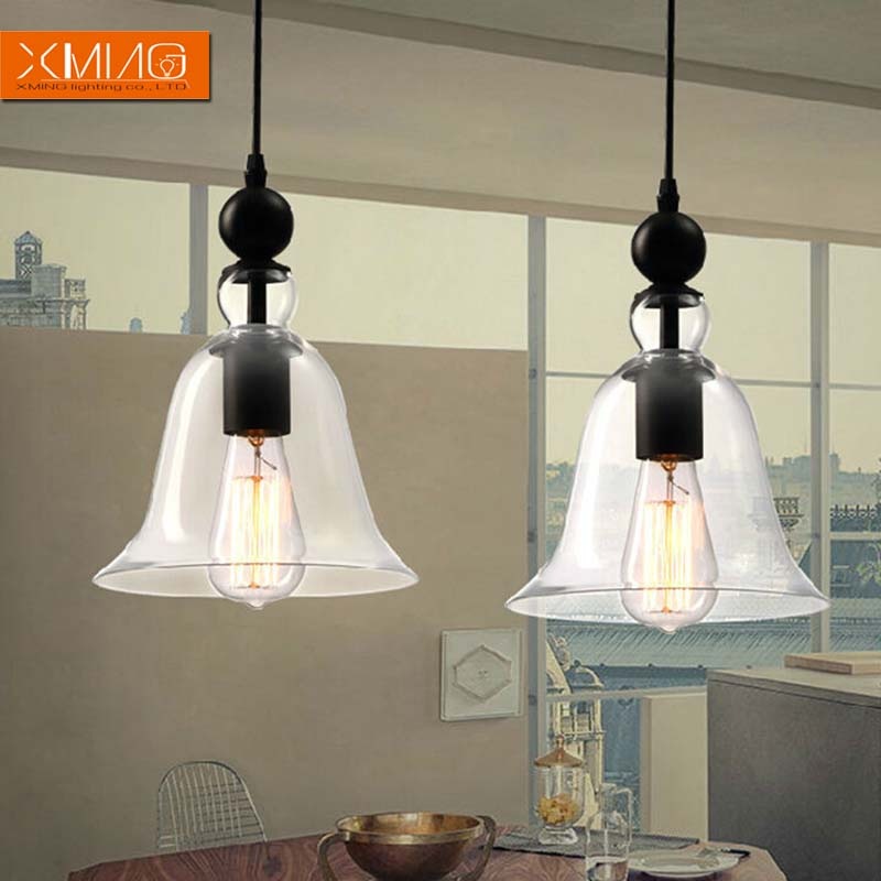 rustic industrial vintage loft kitchen style pendant light fixture