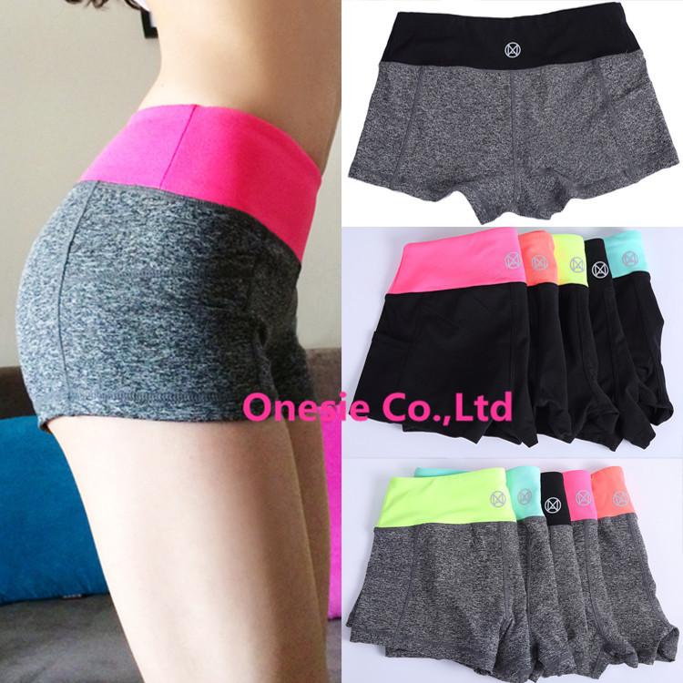 Compra lycra workout shorts online al por mayor de China ...