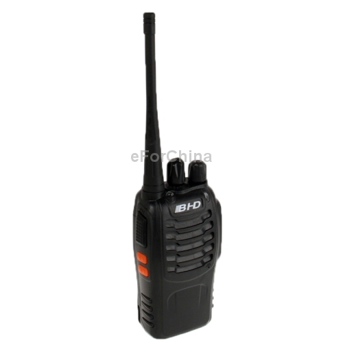 Rechargeable 3W 400-470MHz 16-Channel Walkie Talkies with LED Flashlight(China (Mainland))