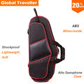 1 Piece Steel wires inside protect Shockproof Lightweight Soft Alto Saxophone Case Alto Saxophone Backpack Alto