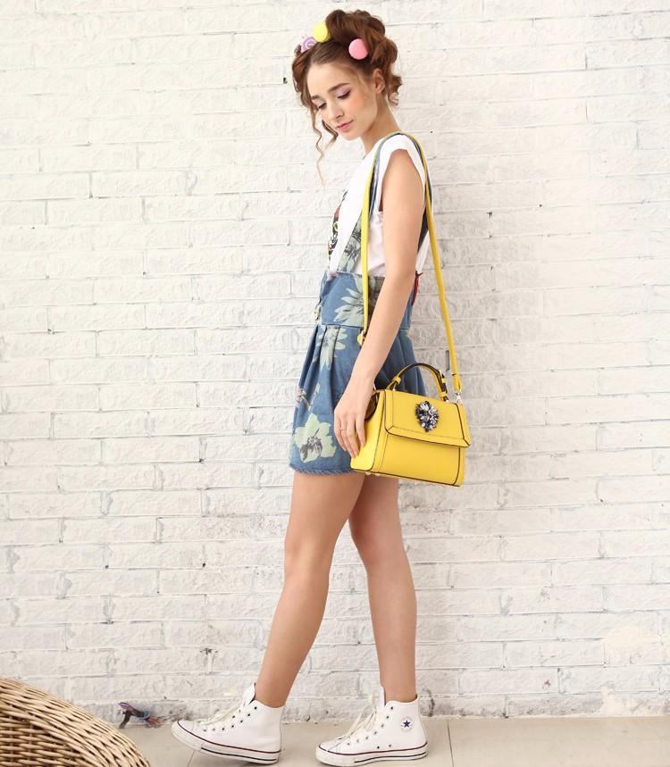 Fashion Beading Hand Bag Famous Brand Designer Women Shoulder Bag Inexpensive Classy Ladies Simple Trendy PU Handbag