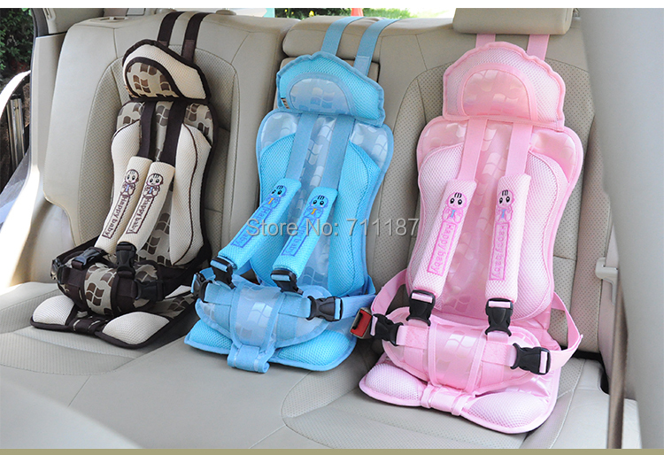 2016 Best Selling Baby Sefety Seats Cotton Protable Child Car Seat Lovely and Safety New Design Best Service for you(China (Mainland))