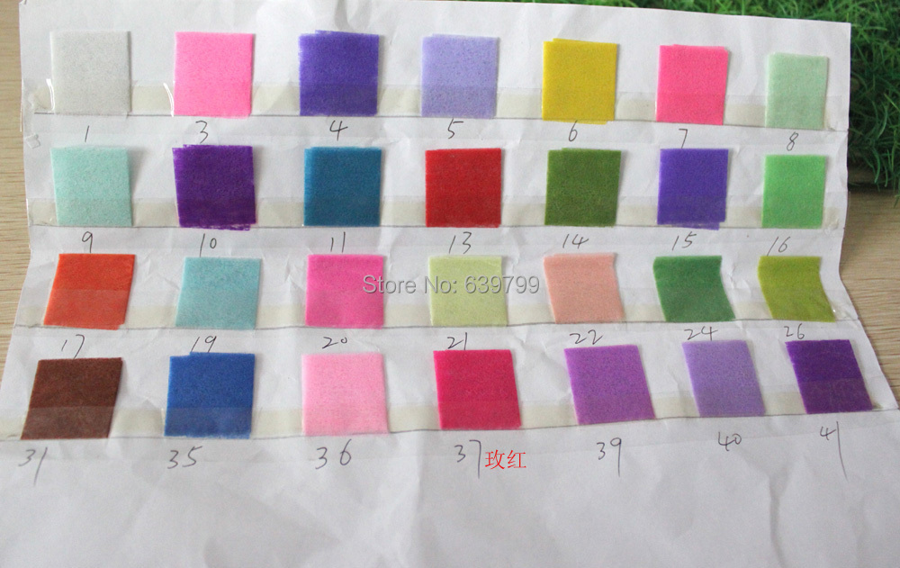 Color Cotton Paper Color Tissue Cotton Paper
