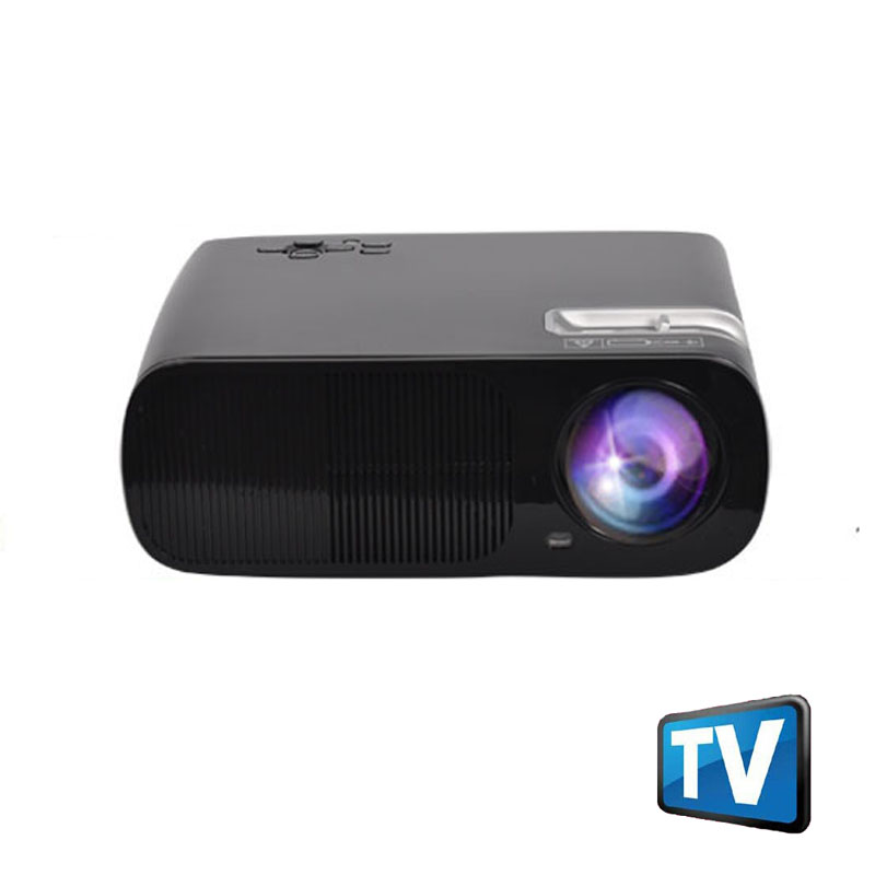 2016 Newest Model CT20 2800 lumens Home Theater HD led 3D portable Projector proyector projektor built in speaker 50,000hrs life(China (Mainland))