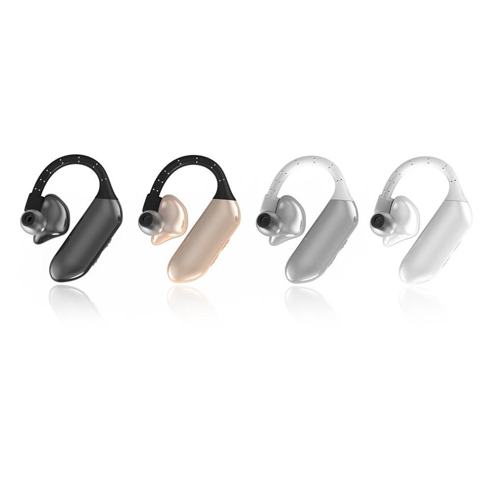 YHX Q8 Dual Battery Wireless Music Stereo Headset Bluetooth 4.1 Earphone Headphone For Mobile Phone Notebook