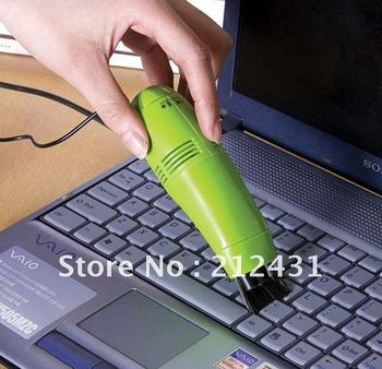 Free Shipping vacuum cleaner / mini vacuum cleaner / notebook / computer keyboard cleaner / clean computer