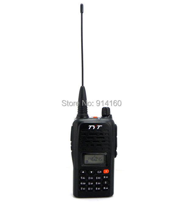 Long Distance Walkie Talkie Portable CB Radio UHF 5W 199CH Two-Way Radio TYT-800 Business Police(China (Mainland))