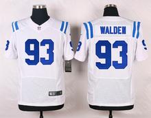 100% Elite men Indianapolis Colts 93 Erik Walden 58 Trent Cole 52 D'Qwell Jackson 23 Frank Gore A-1(China (Mainland))