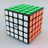 New MoYu Aochuang 5x5 Magic cube black Moyu Ao chuang 5x5x5 Speed cube