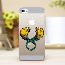hollow out Design Customized cellphone cases For iphone 4 5 5c 5s 6 6plus Shell Hard Lucency Skin Shell Case Cover