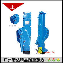 Hand destroyed the top hand lift mechanical jacks mechanical hand from the road machine jack 5 tons 10 tons(China (Mainland))