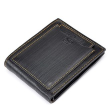 wholesale man leather wallet