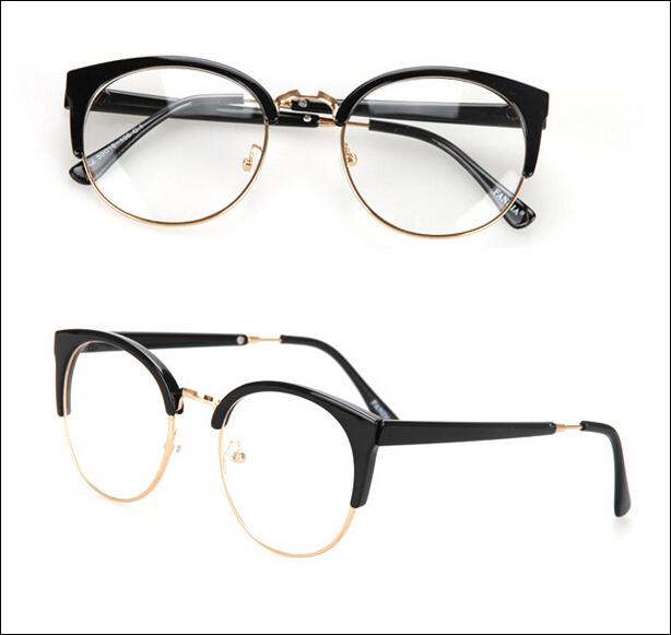 2014 trendy fashion cat eye glasses frame