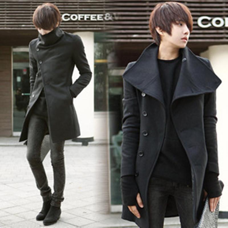 Buy Black Trench Coat