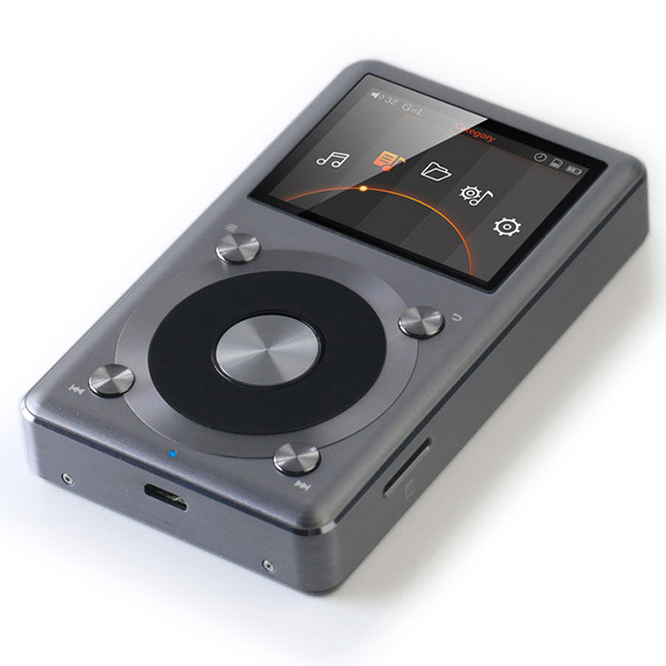 Professional Nondestructive Fiio X3 2nd HIFI MP3 Player Native DSD Decoding With OLED Screen Support MP3 WMA APE FLAC WAV Format(China (Mainland))