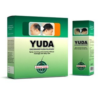 EMS Free shipping! Most effective hair treatment Yuda pilatory EXTRA STRENGTH(3 bottles pack) anti hair loss, hair growth