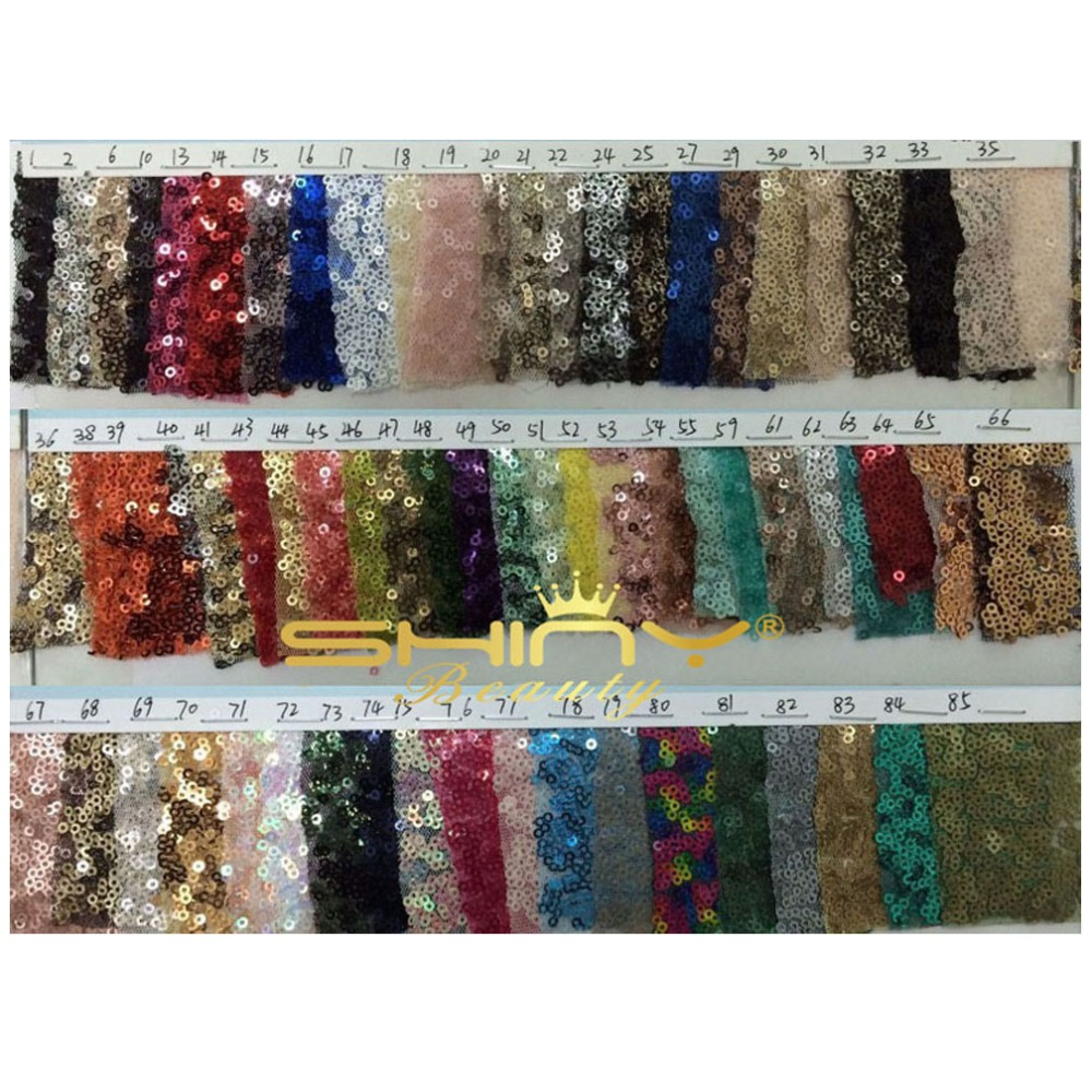 Most Cheap Silver Gold Sequin Table Runner For Wedding Event Party Banquet Christmas Wedding Table Decoraiton
