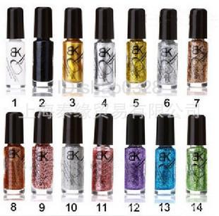 14 BK color Nail Polish