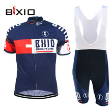 2016 BXIO Brand Cycling Jersey Pro Team Bike Clothes Maillot Ciclismo Over Size Bicycle Clothing Multi Color Ropa Ciclismo 025