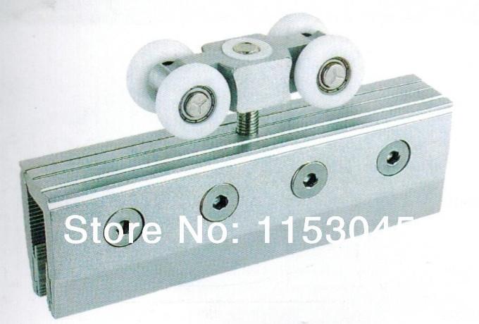 Glazen deur wiel schuifdeur wiel deur roller qd 626 4 wiel in geschikte dikte van glazen deur - Schuifdeur deur ...