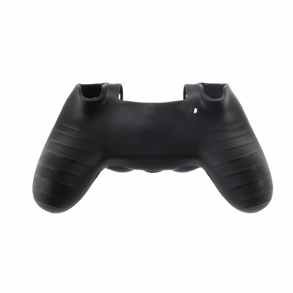 image for 1pcs Silicone Rubber Case Skin Cover For Sony PS4 Controller Grip Hand