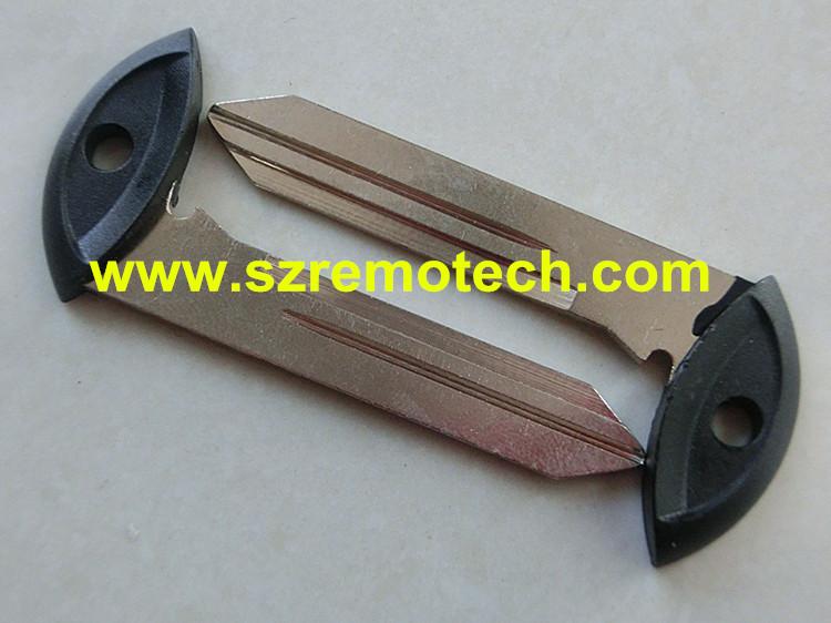 5 pcs For Chrysler smart key blade Emergency Key Blank Spare Blade for Chrysler 300 Dodge Jeep Keyless Entry Remote(China (Mainland))