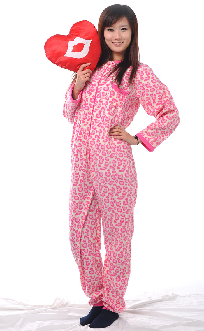 Popular Leopard Footed Pajamas for Adults-Buy Cheap ...