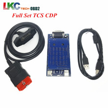 Lowest Price 5/pcs TCS CDP PRO PLUS NEW VCI Diagnostic Scan Tools Without Bluetooth for Cars & Trucks 2014.R2/R3 DHL Free(China (Mainland))