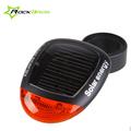 ROCKBROS Solar Bike Light 2 Leds Rear Light Flashlights Bike Lamp Seatpost Night Warning Light for