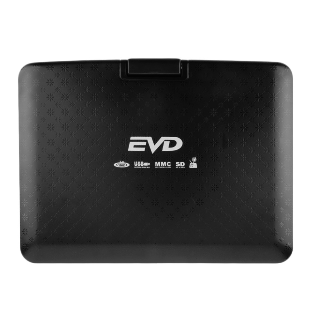 Portable Multimedia Digital DVD TV Multifunction Display LCD DVD Player(China (Mainland))