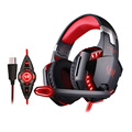 EACH G2200 USB 7 1 Surround Sound Vibration Game Gaming Headphone Computer Headset Earphone Headband with