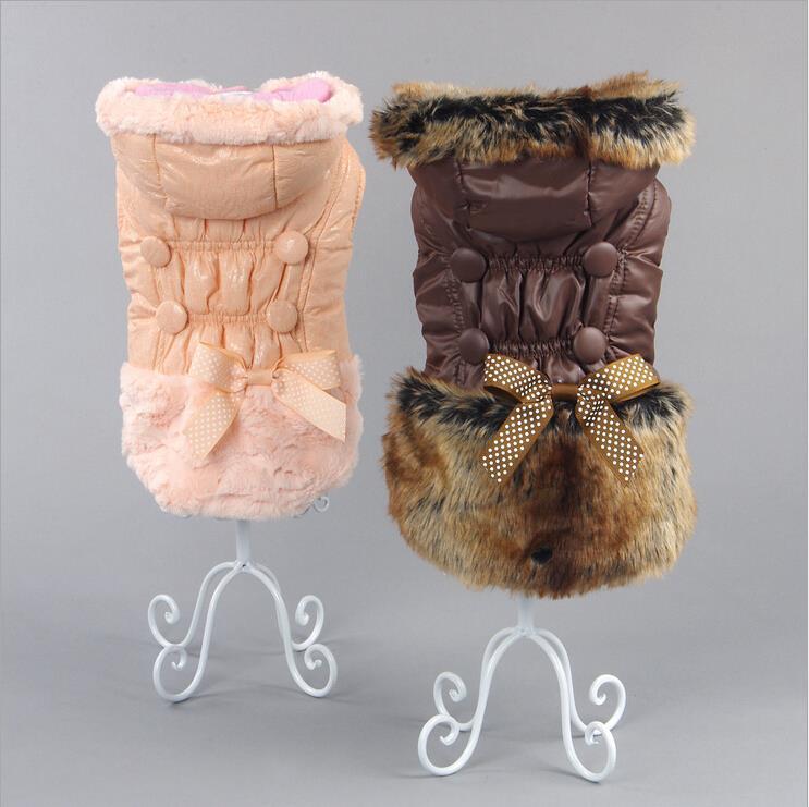 Free Chicdog Dog Clothes Winter,Clothing dogs,Pet Clothing Dog Sweater Pet Jacket Coat Dog Apparel Chihuahua Poodle