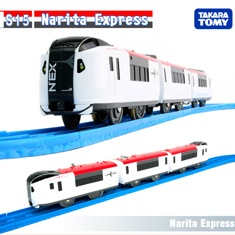 TOMY Tomica Electric Train Track Series Shinkansen Subway Educational Kids Toys S-15(China (Mainland))