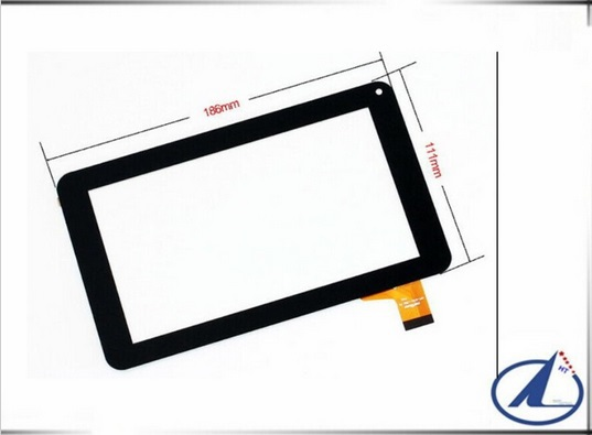 Digitizer for  DNS AirTab E76  Explay N1 / irbis TS70/ Explay M1 plus/ Prestigio MultiReader PER5474BC/ Prestigio PER5574BC
