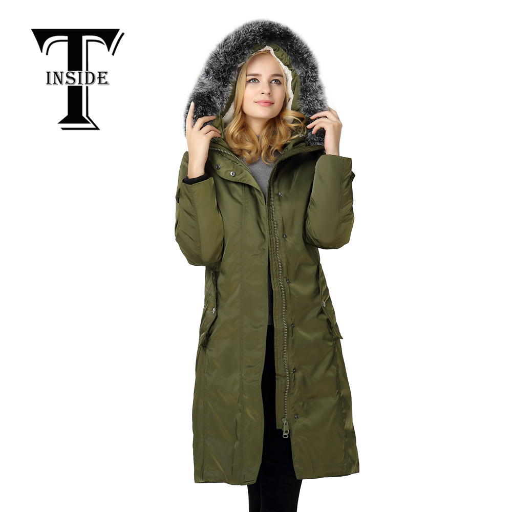 Online Get Cheap Womens Silver Winter Jackets and Coats ...
