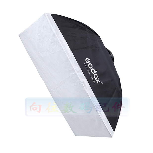 "Godox 20""x27"" / 50x70cm Photo Studio Softbox Soft Box with Universal Mount for Studio Flash Strobe Free shipping(China (Mainland))"