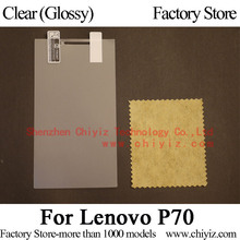 Clear Glossy Screen Protector Guard Cover protective Film For Lenovo P70 P70-t P70T